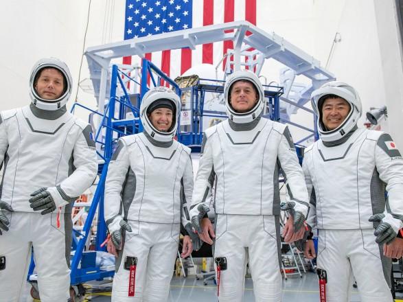 Корабль SpaceX сегодня совершит второй пилотируемый полет на МКС
