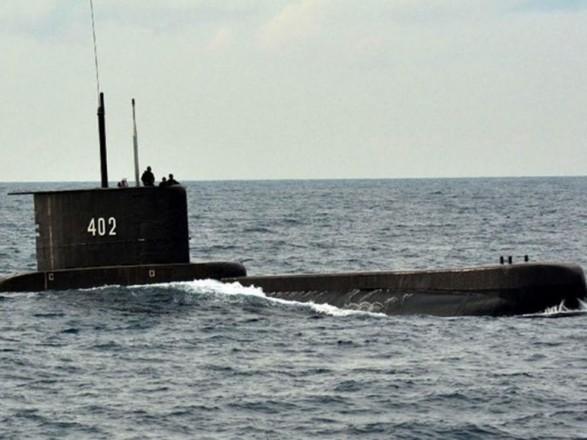 В Индонезии нашли обломки пропавшей подводной лодки