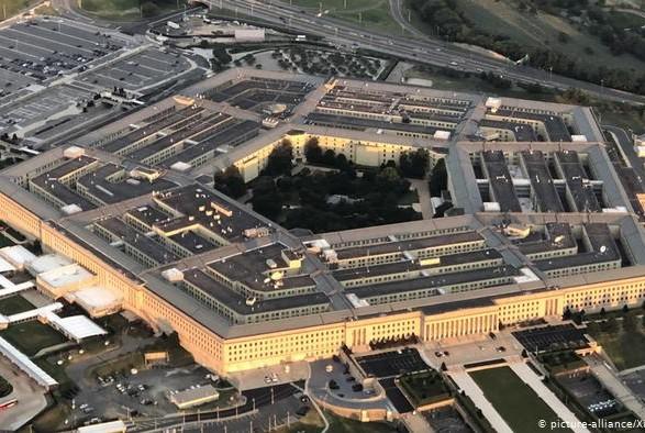 Военное руководство США внимательно наблюдает за отводом войск РФ от украинских границ