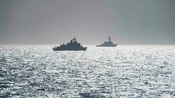 Россия закрывает часть районов Черного моря для иностранных кораблей на полгода