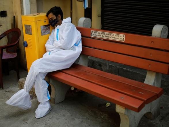 Франция направит в Индию партию кислородного оборудования для борьбы с пандемией