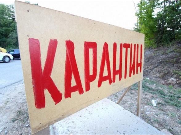 В Украине на майские праздники не будут менять модель карантина