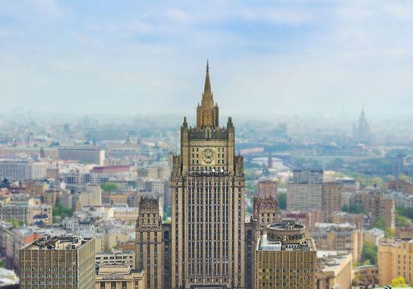 Россия объявила персоной нон грата сотрудника посольства Украины в Москве