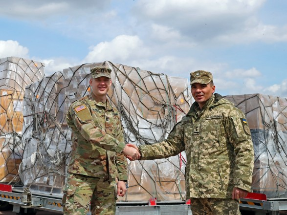 США предоставили ВСУ помощь почти на 8 млн долларов