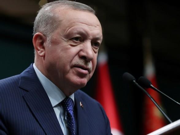 Эрдоган раскритиковал Байдена из-за признания геноцида армян