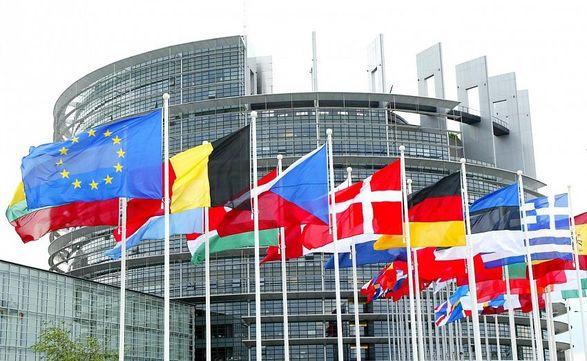 """Европарламент предлагает остановить """"Северный поток-2"""" и лишить Россию SWIFT из-за ее агрессии в отношении Украины"""
