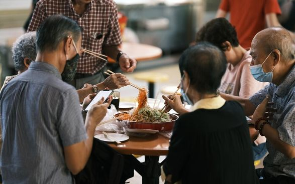 В Китае разрешили ресторанам брать дополнительную плату с клиентов за недоеденные блюда