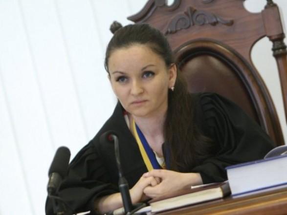 """""""Судья автомайдановцев"""" Царевич вернулась в Печерский суд"""