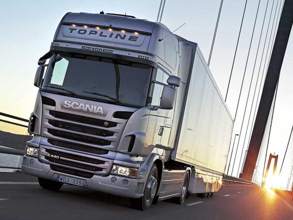 """Шведский производитель грузовиков Scania против украинской """"Журавлыны"""": давление на суд недопустимо"""