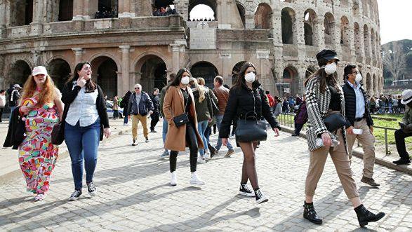Италия продолжила карантин для туристов из Европы