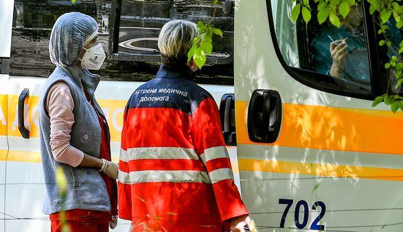 В Киеве за сутки зафиксировали 671 случай COVID-19, умерли - 35 человек