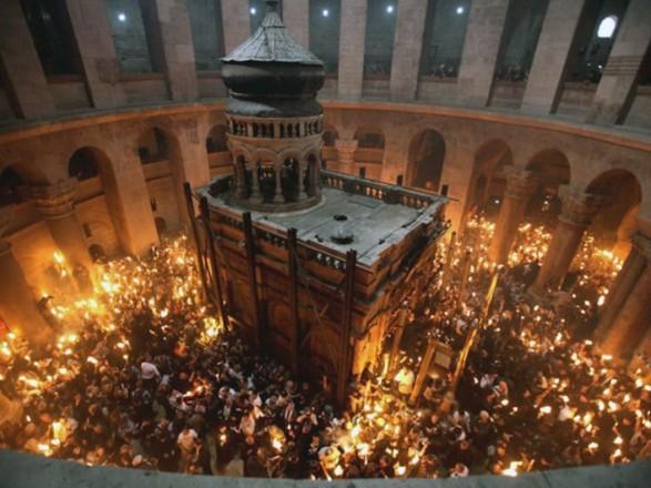 В ожидании чуда: сегодня в Иерусалиме состоится церемония схождения Благодатного огня