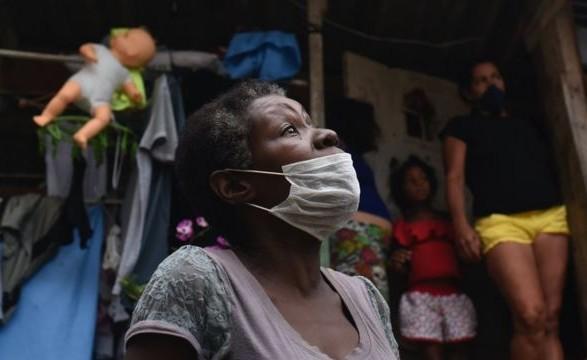 Бразилия просит страны поделиться вакцинами