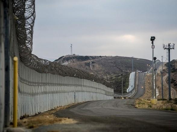 Пентагон останавливает строительство стены с Мексикой и вернет неиспользованные средства военным