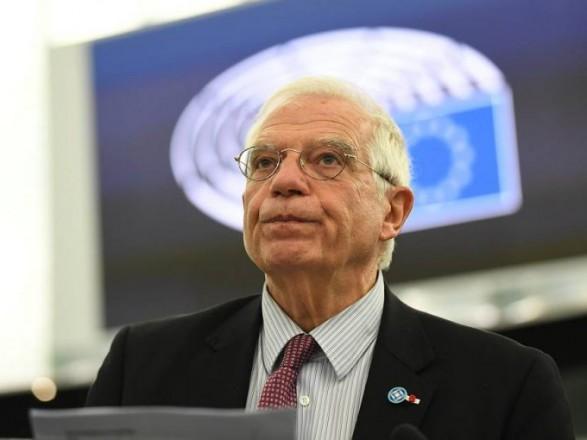 """Боррелий назвал """"лишенными оснований"""" санкции России против чиновников ЕС"""