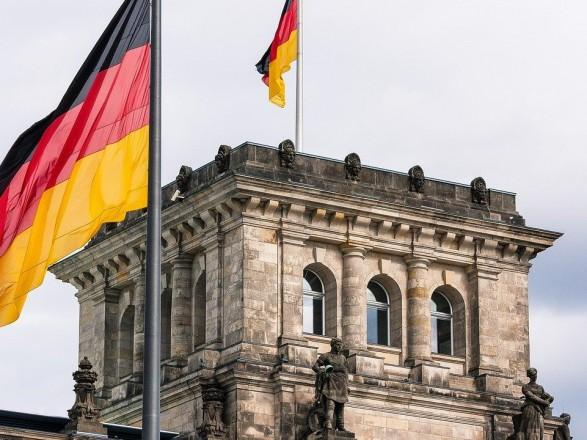 """Выборы в Германии: """"зеленые"""" по результатам опросов увеличивают отрыв от партии Меркель"""