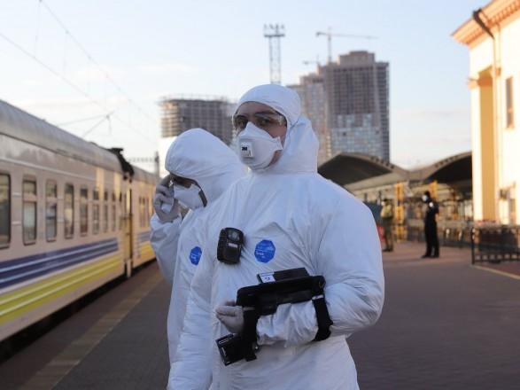 В Киеве за сутки коронавирус обнаружили у менее чем ста человек, 23 человека умерли