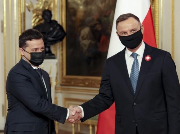 Польша вслед за Литвой обязалась поддержать вступление Украины в ЕС