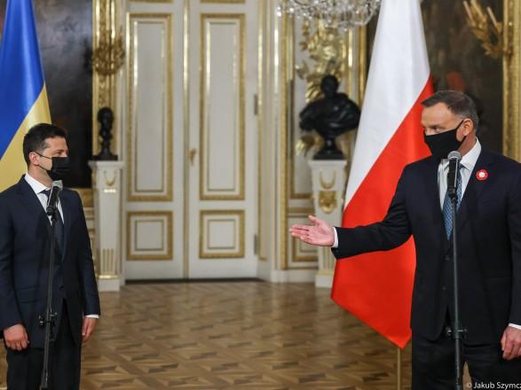 Дорожную карту для вступления Украины в НАТО обсудят на саммите в июне - Дуда
