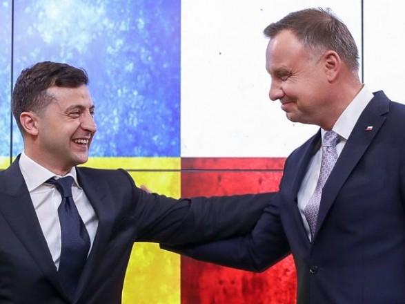 Зеленский сегодня прибудет в Варшаву для встречи с президентом Польши: что известно