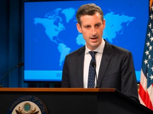 США опровергли сообщение об обмене заключенными с Ираном