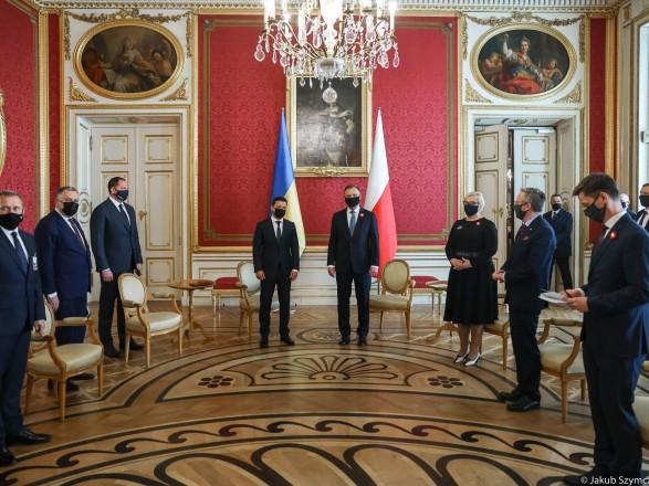 Президент Польши собирается приехать на саммит Крымской платформы