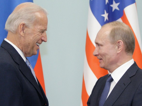 Байден заявил, что надеется на встречу с Путиным в Европе в июне