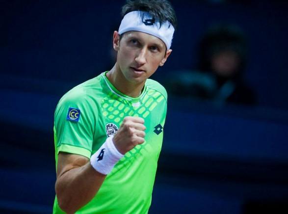 Тенісист Стаховський продовжив переможну серію на змаганнях у Празі