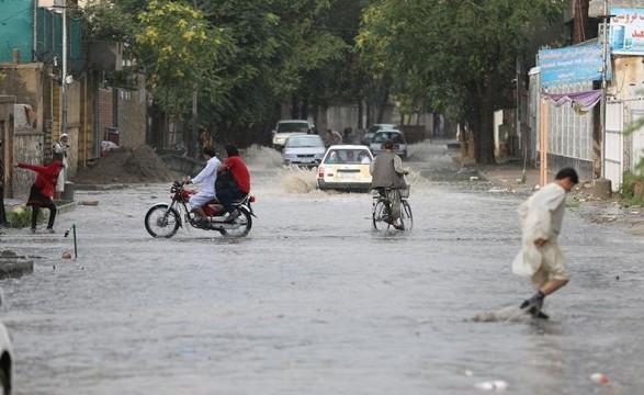 В Афаганистане из-за наводнений погибли более 20 человек