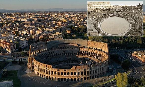 Римский Колизей ждет хай-тек-реставрация за 18 млн евро