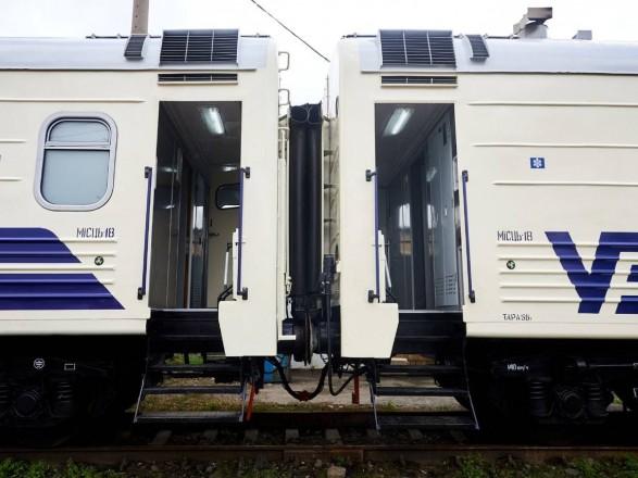 Украина в июне восстанавливает международные рейсы железной
