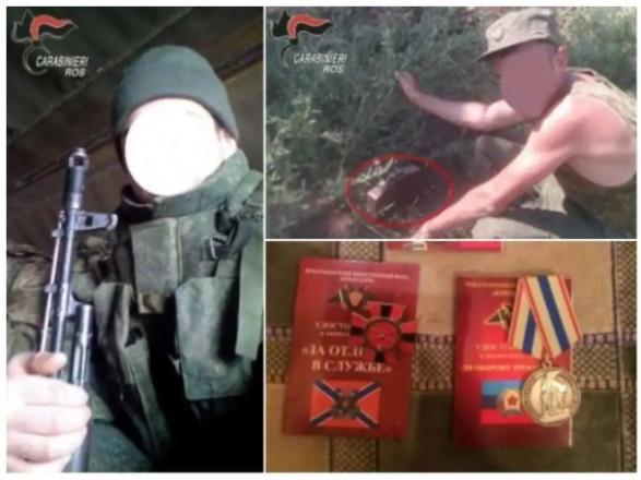 В Италии арестовали наемника, который воевал на Донбассе на стороне боевиков