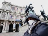 Італія планує зняти карантинні обмеження з туристів, які прибувають з Європи