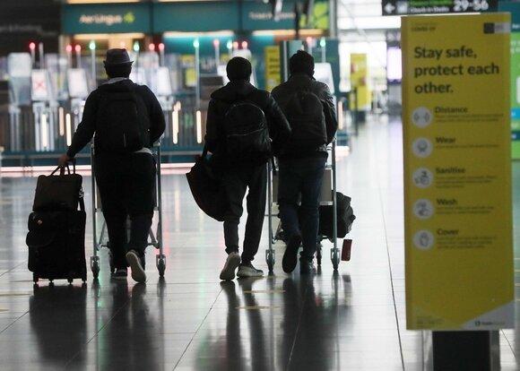 Украинским туристам не придется отбывать карантин в Ирландии