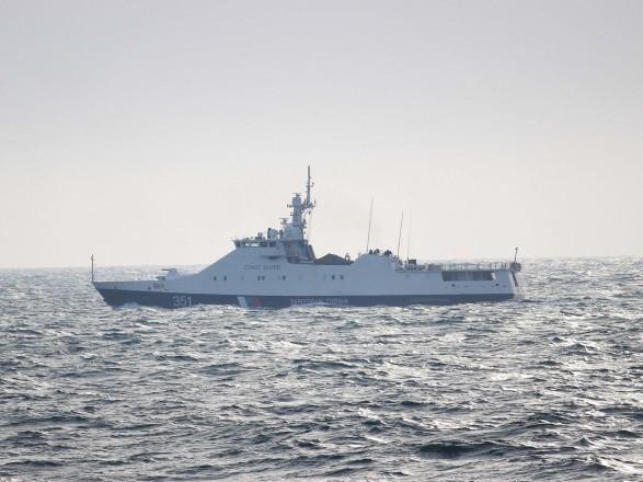 Под сопровождением судов с РФ корабли США и Украины провели учения в Черном море