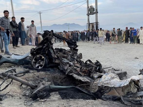 Число жертв в результате взрыва в Кабуле возросло до 58
