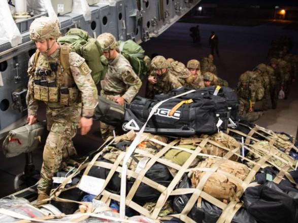 В Эстонии во время военных учений пострадали несколько десантников армии США