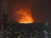 Ізраїль завдав у відповідь ракетних ударів по декількох містах в секторі Газа