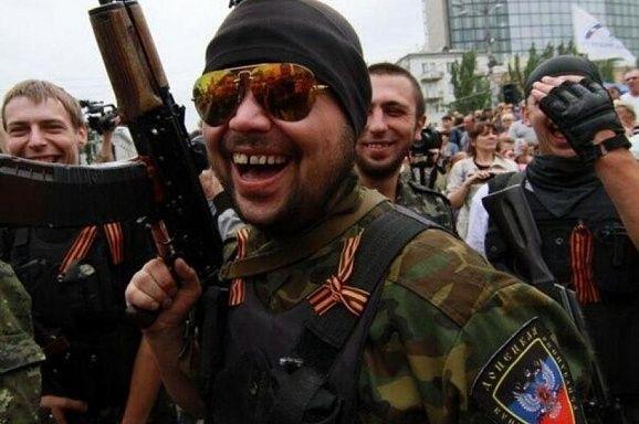В РФ прокремлевская партия поведет на выборы боевиков, воевавших против Украины