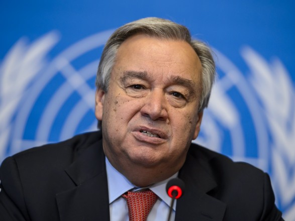 """ООН выступает за сохранение """"Нормандского формата"""" и выполнения Минска – генсек"""