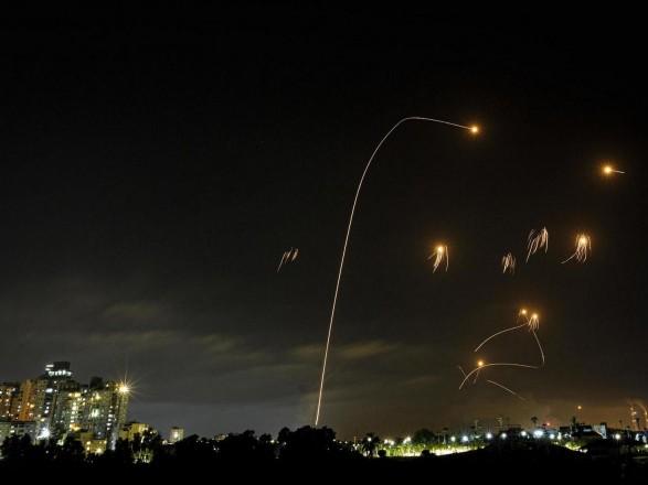 В ХАМАС заявили о запуске 130 ракет в направлении трех израильских городов