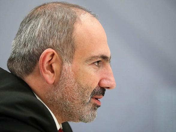 Пашинян отреагировал на заход войск Азербайджана на территорию Армении