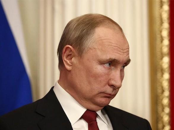"""Путин после истории с Медведчуком назвал Украину Антироссией и пообещал """"должным образом отреагировать"""""""