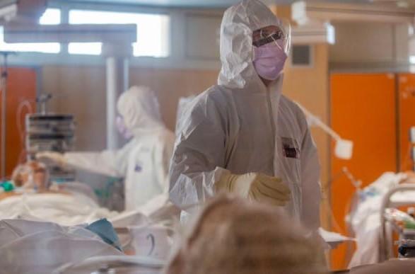 В мире коронавирусом заразилось уже более 162,5 людей