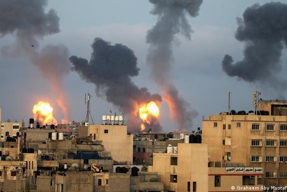 Количество убитых палестинцев в результате боевых действий с Израилем выросла до 126