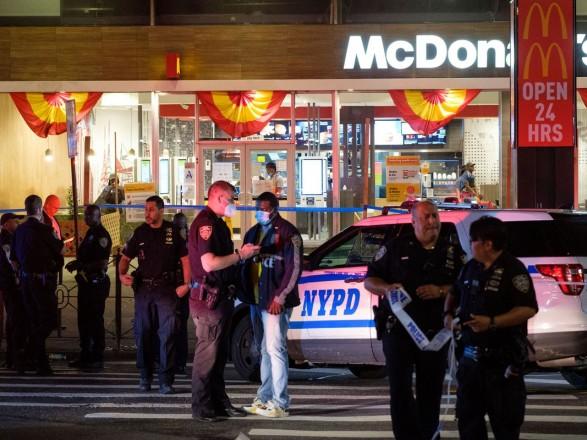 В Нью-Йорке в результате стрельбы пострадали 5 человек