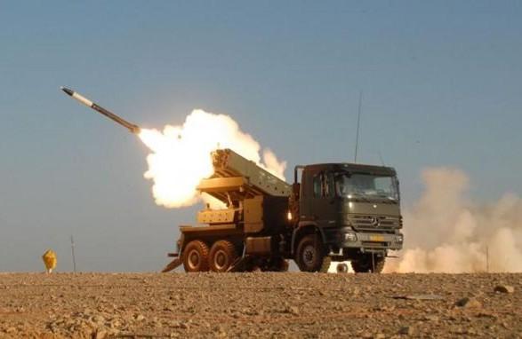 Израиль сообщил о попытке ракетного удара с территории Ливана