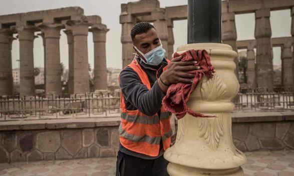 Египет продолжил карантин до 31 мая, но открывает парки и пляжи