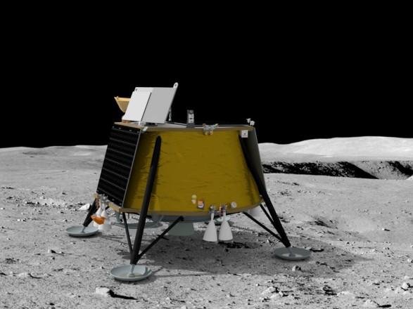 SpaceX доставит на Луну модуль, разработанный компанией украинского бизнесмена