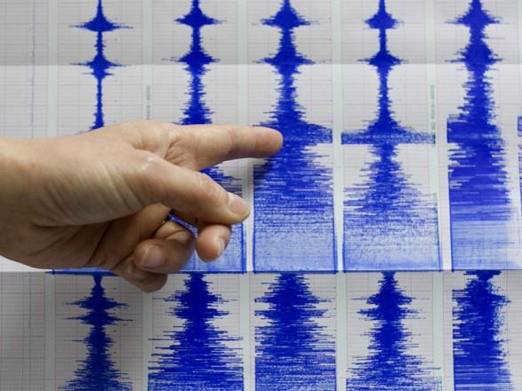 Китай всколыхнуло землетрясение